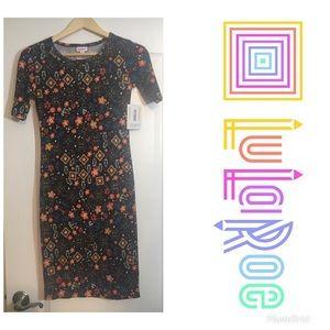 NWT LuLaRoe MULTI COLOR Dress